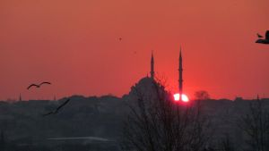 Istanbul by w-i-s-h