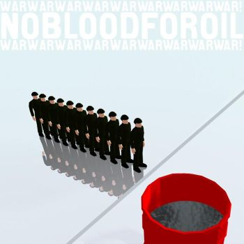 nobloodforoilII by mackill