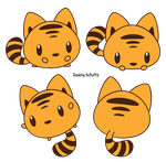Chibi Tiger by Daieny
