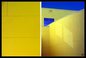 Architectural Sunlight III by dehrique