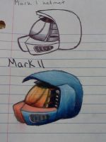 helmet design refined by GUILTY-SPARK343