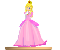 MMD Trophy: Peach by Rea-Usax