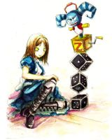 mcgee's alice + toys by dolls-of-paradox