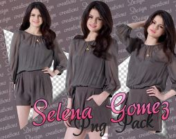 Selena Gomez Png Pack by Theo1905