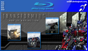 Bluray - 2014 - Transformers Age Of Extinction by od3f1