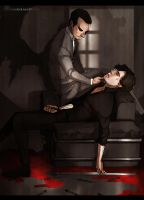 SHERLOCK: Sheriarty by Minyi
