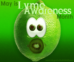 Lyme Awareness Month by FairyFindings
