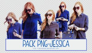PACK PNG JESSICA - 5 RENDER by CeByun688