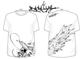 Libre angel Tee by silifulz