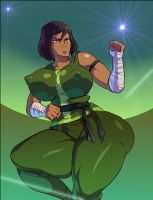 Korra Book Four by 5ifty