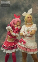 Suite Precure Cosplay by pure-faces