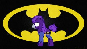 BatPony, or The Dark Mare by HarveyHarpy