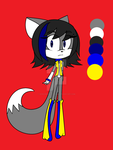 Grey Fox Adoptable by Sonicgenerations202