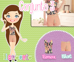 Conjunto 3 by IloveCute1220