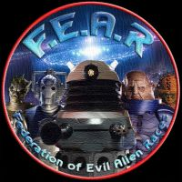 Doctor Who: F.E.A.R. by Scavgraphics