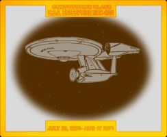 USS Enterprise Star Trek XI by CaptainBarringer