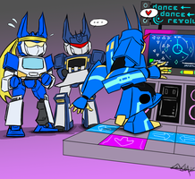 DDR Soundwaves by KawaiiSonicChao