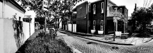 Panorama of an Adelaide Street by Bluebuterfly72