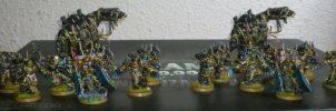 Dark vengeance chaos space marines by Danhte