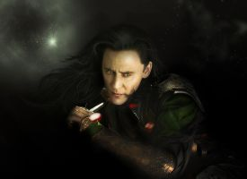 Loki - Stop It by RancidRainbow