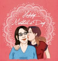 Mother's Day 2014 by psycobabble402