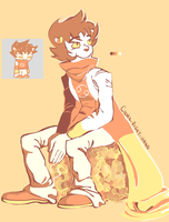 Trickster Karkat by Cooks-Right-Hand