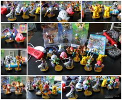 Amiibo Trophy Room Collection by PixelCollie
