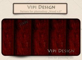 Pattern for photoshop - Wood v.6 by elixa-geg