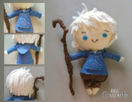 Rise of the Plush: Jack Frost by Ester-Ella