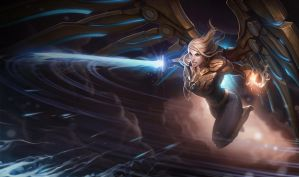 Kayle AetherWing by ry300