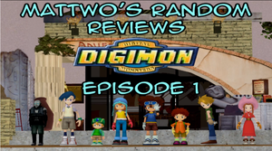 [Video Link] Random Reviews - Digimon Adventure 1 by mattwo