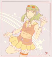 .:Gumi Megpoid :. by Sweet-Hime