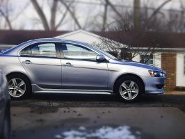 My new Car  -squee- by katklich