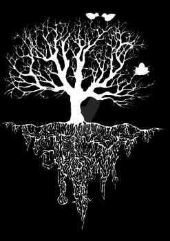 The tree of life by Solitae