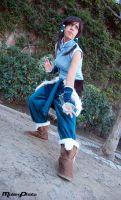 Water Bender Korra by tearofvelnias