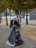 Black Mage Lulu MCM Oct '12 by KaniKaniza