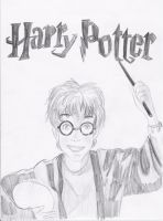 Harry Potter by Mitsusuki