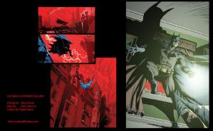 BATMAN Confidential color by stevescott