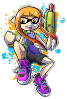 Splatoon by Geistbox
