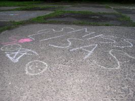 little kids and their graffiti by pushersshove
