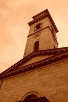 Church in Nuernberg by konfuse