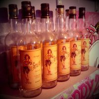 Why is the rum always gone? by RegularRach