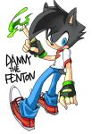 danny the fenton by lujji