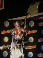 NYCC 2015 - Cosplay Contestent 16 - Sat. by kamau123