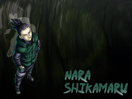Nara Shikamaru by DEV-RB