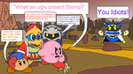 Kirby's Return to Dreamland: Magolor's Mistake by leduc-gallery