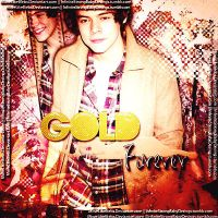 +Gold Forever by MoveLikeBiebs