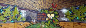 NinjaTurtles_09082010 by Setik01