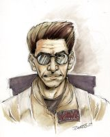 Egon Spengler. by belligerent