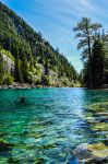 Lindeman Lake by dashakern